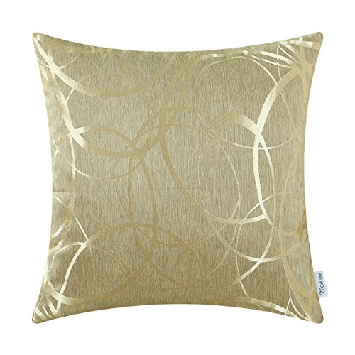 Calitime Throw Pillows Cover Case Cushion Cover Shell for Co