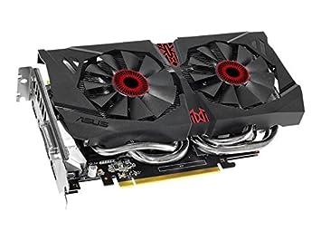 Asus STRIX-GTX960-DC2OC-4GD5 - Tarjeta gráfica de 4 GB (GDDR5, NVIDIA, PCI Express 3.0, 7010 MHz, HDMI)