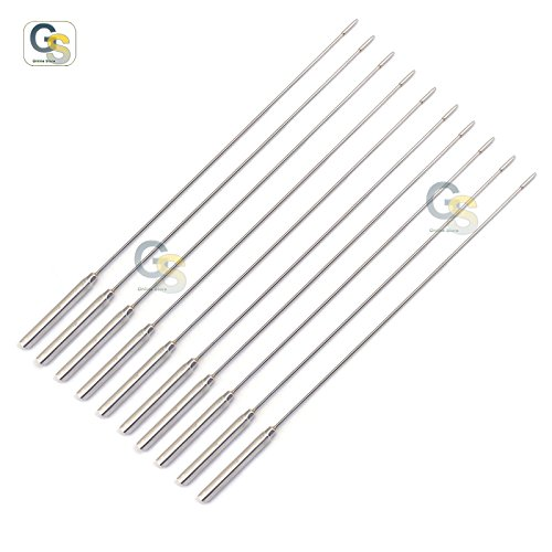 G.S 10 PCS BAKES ROSEBUD SOUNDS DILATOR 3MM BEST QUALITY