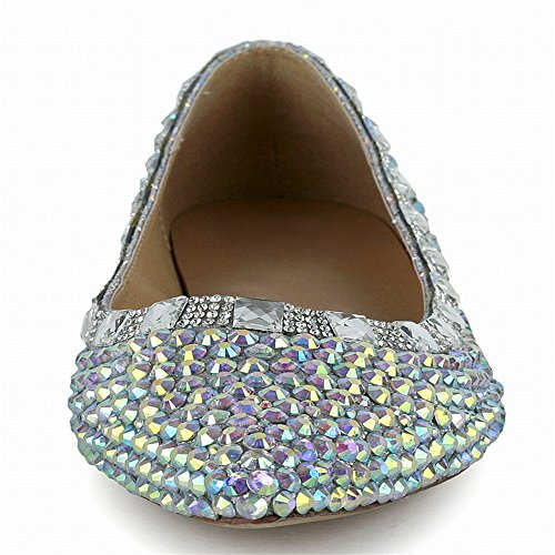 LIVY Diamond señaló zapatos zapatos de moda los zapatos planos de los zapatos Europa A