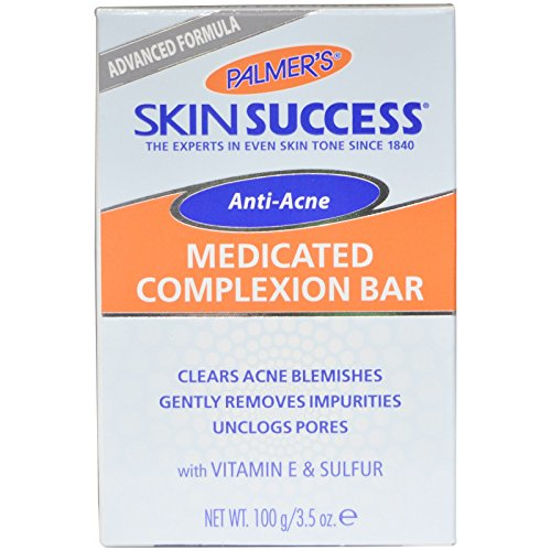 Palmer's, Skin Success, Anti-Acne, Medicated Complexion Bar, 3.5 oz (100 g) - 2pc