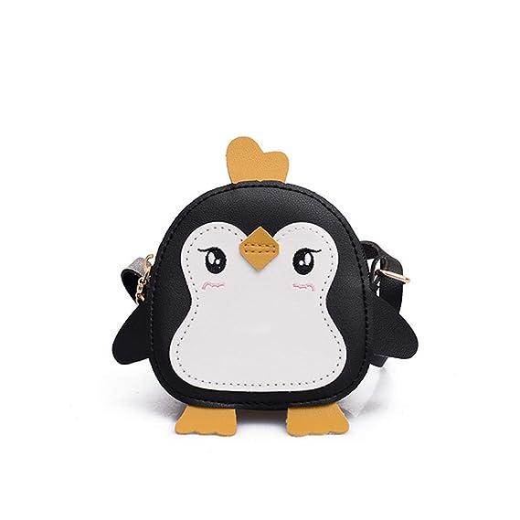 Fashion Kids Shoulder Bag Purse Mini Cartoon Animal Preschool Messenger Handbag