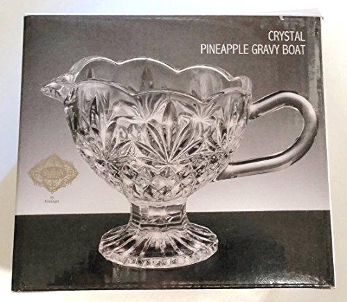 1108 8 oz Stainless Steel Gravy Boat Browne