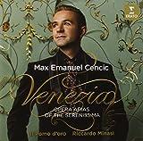 Max Emanuel Cencic: Venezia - Opera Arias of the Serenissima