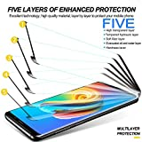 [2 Pack] KCEN Screen Protector for Samsung Galaxy