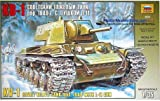 1 35 kv1 - KV-1 Model 1940 Soviet Heavy Tank WWII 1/35 Zvezda 3624