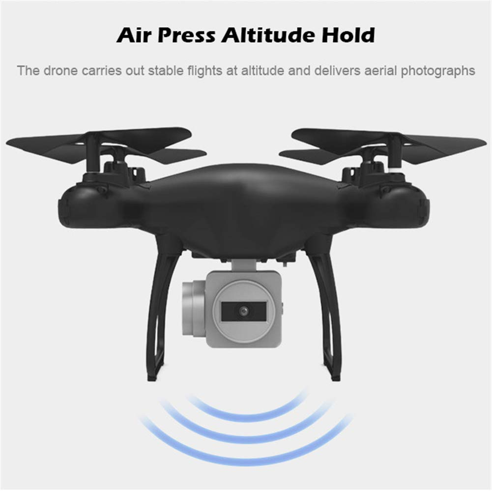 QinLL RC Drone, FPV Quadcopter Selfie con 1080P WiFi Cámara ...
