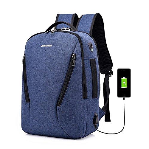 f1f9d18b98 Sac à dos avec l'interface d'USB, sac de Voyage de Grande