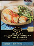 Private Selection Sea Salt Tellicherry Peppercorn Pretzel Breading, Pack of 2
