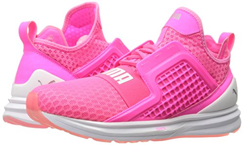 de Wn's Zapatillas Knockout Rosa Puma Limitless Mujer pink para Cross Trainer Ignite Deporte UY1wnqF