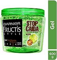 Garnier Fructis Style Gel Stop Caida Tarro, 600 gr