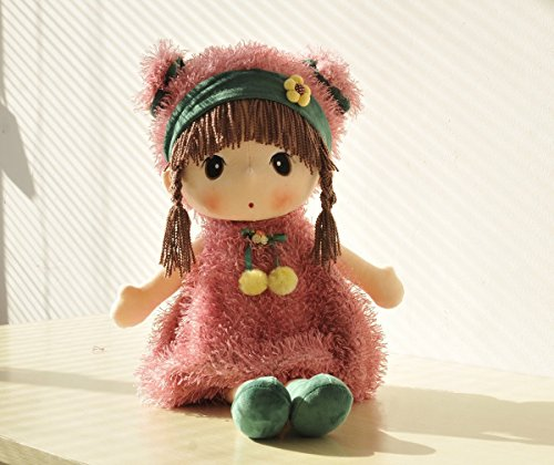 Amazon Com Hwd Kawaii 17 Inch Stuffed Plush Girl Toy Doll Good Gift