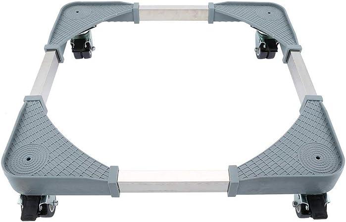 Lavadora Roller Trolley Lavadora ajustable Socket de frigorífico ...
