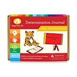 Determination Scrapbook Kit with Prompts - Draw and Write Journal for Ages 3 - 6 years - Preschool and Kindergarten - Fine Motor Skills & Language Learning Activity