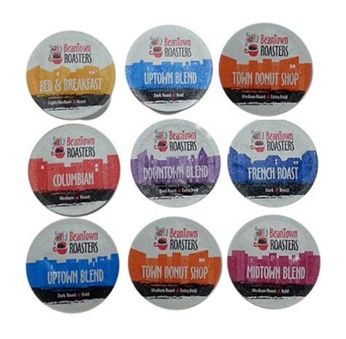 Beantown Roasters K Cups Variety Packs