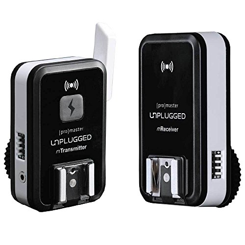 Promaster Unplugged mFiring Kit - Includes mTransmitter + mReceiver (6726) by ProMaster