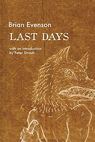 book cover of Last Days