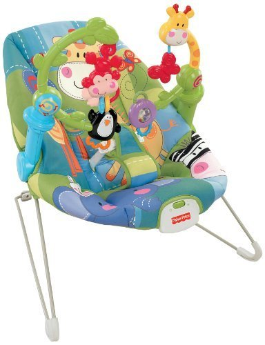 Fisher-Price Discover 'n Grow Activity Bouncer Gift, Baby, NewBorn, Child