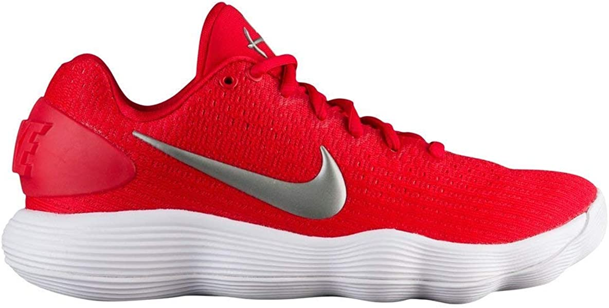 ce055a548255 Nike Women s Hyperdunk 2017 Low TB Basketball Shoes Red 897812 601 Size 6