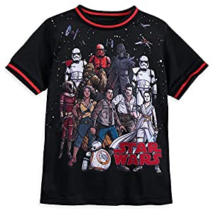 Star Wars: The Rise of Skywalker T-Shirt for Boys Multi