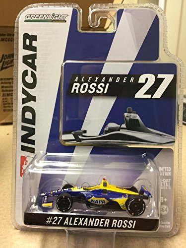 Greenlight 1:64th Alexander Rossi Andretti Autosport #27