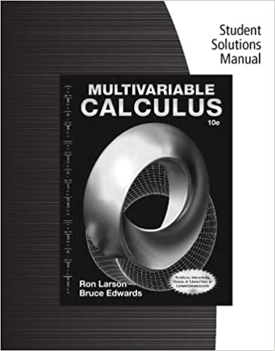 Student solutions manual for larsonedwardss multivariable calculus student solutions manual for larsonedwardss multivariable calculus 10th 10th edition kindle edition fandeluxe Image collections