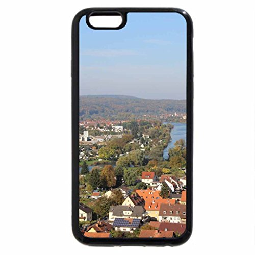 iPhone 6S Case, iPhone 6 Case (Black & White) - Homeland 1