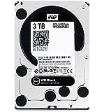 Western Digital WD3003FZEX interne Festplatte 3TB (8,89 cm (3,5 Zoll), 7200rpm, SATA) schwarz