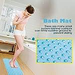 Extra Long Non Slip Shower Mat