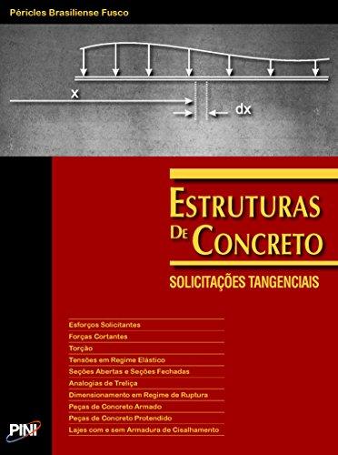 Estruturas de Concreto. Solicitações Tangenciais