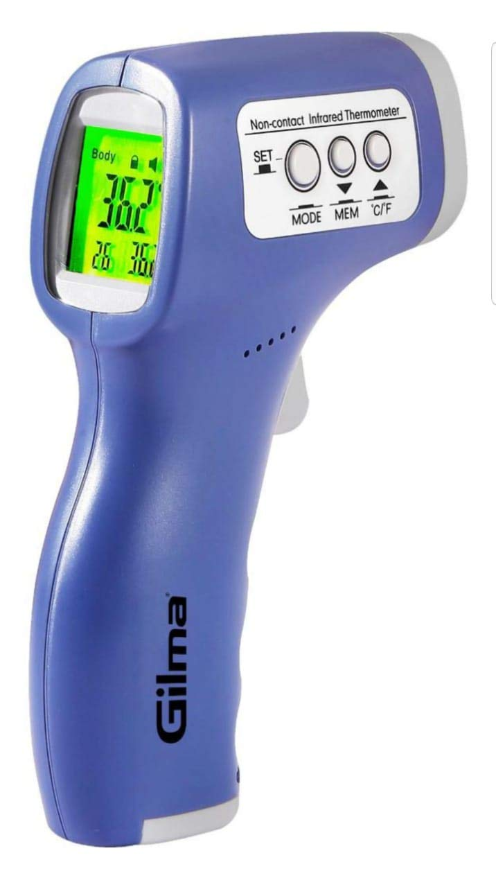 Gilma Infrared Thermometer Non-Contact Digital Temperature
