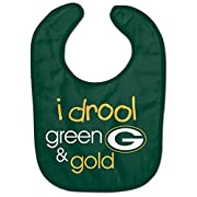 NFL Green Bay Packers WCRA1959314 All Pro Baby Bib