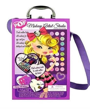 Pop Makeup Artist Studio Makeup Set, 46 Pc