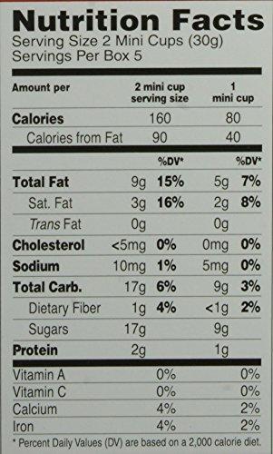 Nutella Mini Cups Hazelnut Spread, 10 Count - Import It All