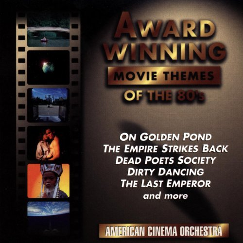award winning movie themes of the 80s by john cameron