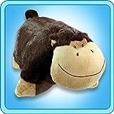 """Signature Silly Monkey Pillow Pet - 18"""" Stuffed Animal Plush Toy"""