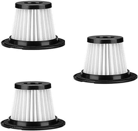 Aokin - Filtros Hepa de repuesto para aspiradora inalámbrica Aokin (3 unidades): Amazon.es: Hogar