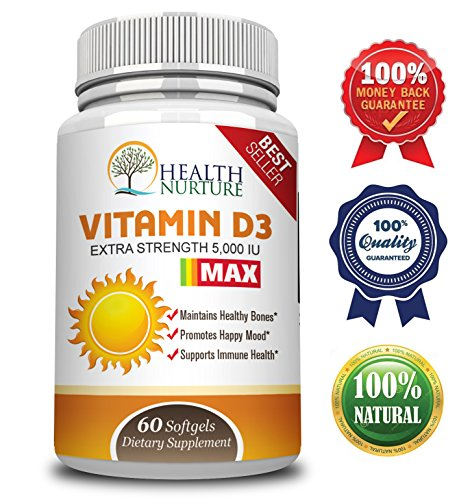 HEALTH NURTURE VITAMIN MAXIMUM STRENGTH