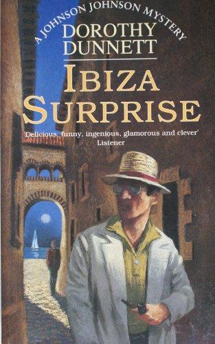 book cover of An Ibiza Surprise