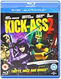 Kick-Ass & Kick-Ass 2 [Region Free] [Blu-ray]