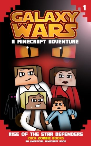 Minecraft Galaxy Wars Book Defenders product image