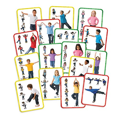 Roylco R62013 Stepping Stones - Exercise Balance Kit for Children by Roylco