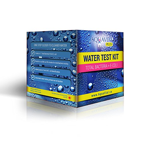 water bacteria test strips - 6