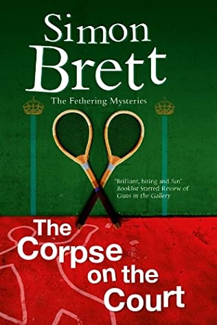 book cover of Corpse on the Court