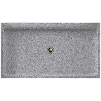 Swanstone SF03460MD.042 34 Inch X 60 Inch Single Threshold Shower Floor,