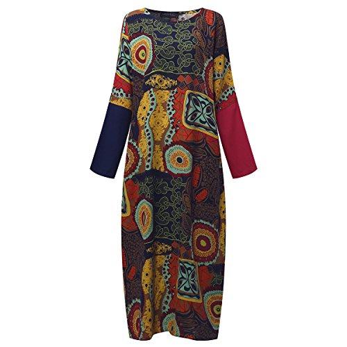 kaftan dress long - 7