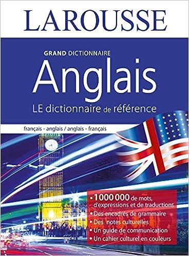 Grand Dictionnaire Anglais 9782035935137 Amazon Com Books
