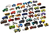 Matchbox Diecast 50 Car Pack (1:64 Scale)