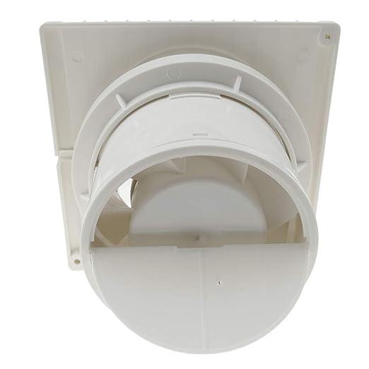 PrimeMatik - Extractor Ventilador de diámetro 104mm para Aseo Lavabo trastero Garaje: Amazon.es: Electrónica