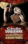 Les Nécrophiles Anonymes, tome 1 : Quadruple assassinat dans la rue de la Morgue par Duquenne